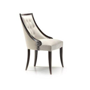 Krzesło Tulipano Fotel Ze Ślimakiem