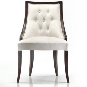 Krzesło Tulipano Fotel Ze Ślimakiem Tulipano