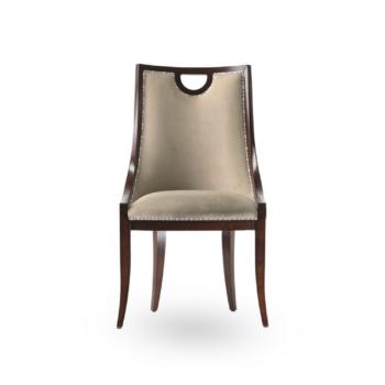 Włoskie krzesło karab