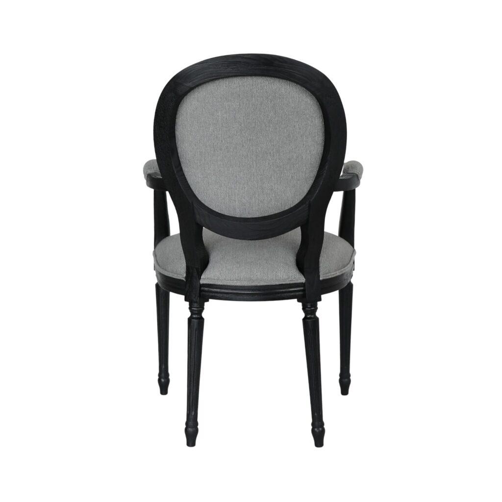 Krzesło z Podłokietnikami Ludwik XVI 2