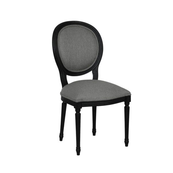 Krzesło Medalion Ludwik XVI - Klasyczne krzesła