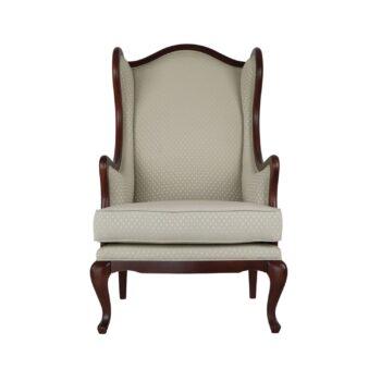 Stylowy Fotel Uszak