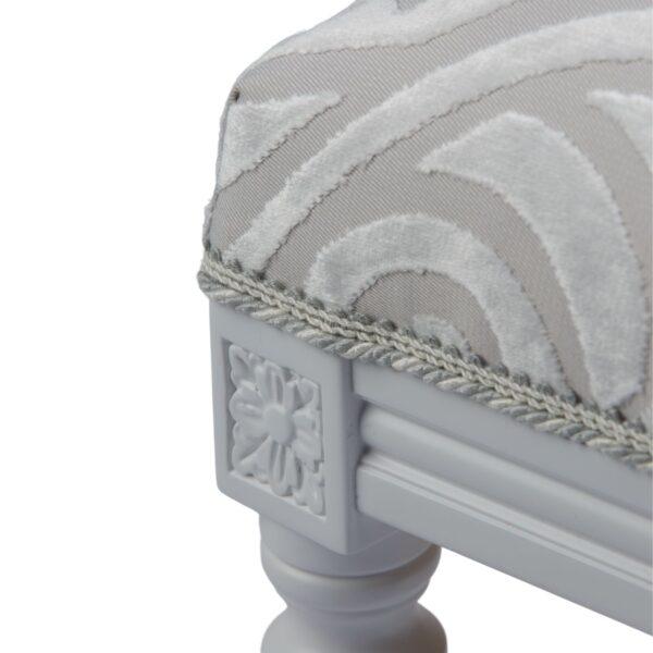 Krzesło Ludwik XVI Quadrato z podłokietnikami 1128/F 1028