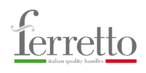 Ferretto Handles Italian - Włoskie Uchwyty Meblowe Instile.pl