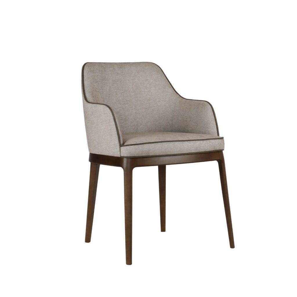 Stylowe krzesło Xenia