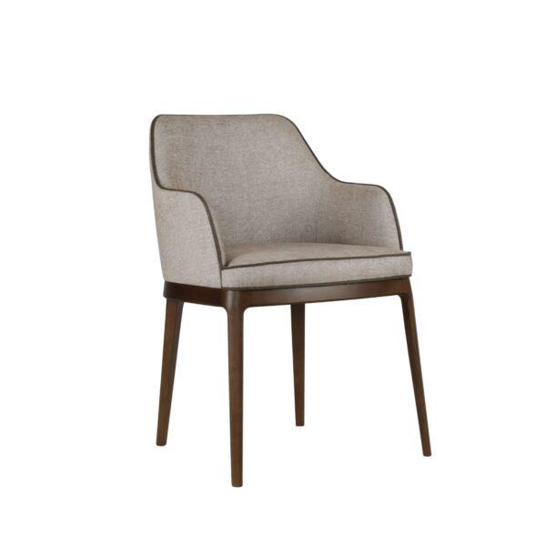 Stylowe krzesło Xenia - Krzesło Carmela